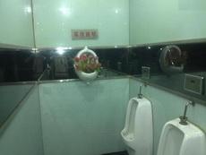 邯郸某宾馆厕所内的一幕让人内牛满面