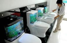 节约用水的马桶创意