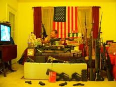 恐怖分子的家