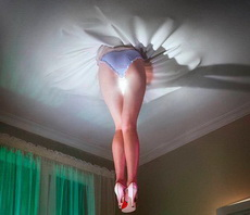 这样的吊灯,还让不让人好好睡觉了