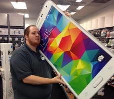么大的手机我该怎么用啊?!
