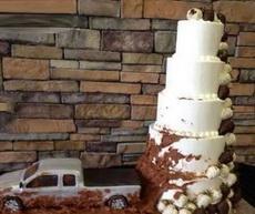 这蛋糕真是毁胃口啊!