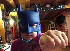 蝙蝠侠就是我啦