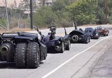 蝙蝠侠集体出动