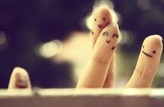 手指的浪漫