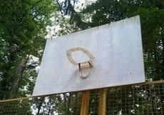 碉堡了,终于可以打篮球