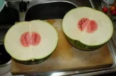 這個西瓜,一定讓買它的人郁悶了整年