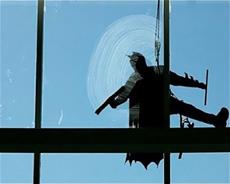 这年头蝙蝠侠也得干点兼职