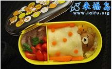 这样的午餐你有兴趣吗?1
