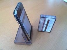 两个时代的完美结合,iPhone复古支架