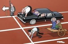 """大家都是在""""同一个起跑线嘛"""",""""公平""""竞争"""