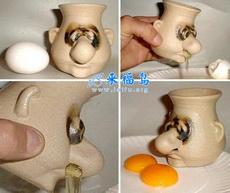 搞笑的蛋清分离器
