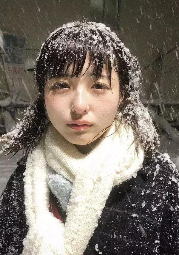 降温了!好冷啊!
