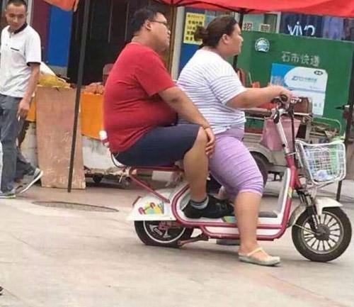 中國最牛的電瓶車